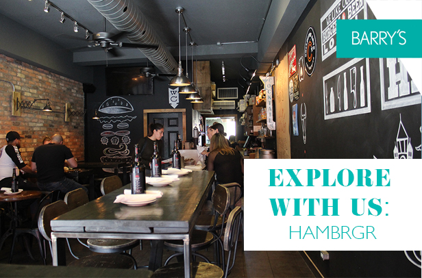 Explore with Us: HAMBRGR