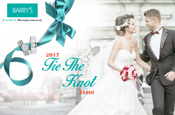 Barry's Tie The Knot Event 2017