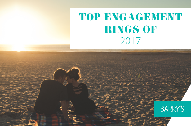 Top Engagement Ring Trends of 2017
