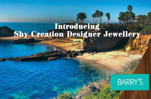 From California To The World – See Why Shy Creation Designer Jewellery is for YOU!