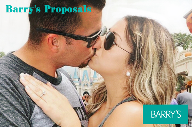 Barry's Proposals: A Dream Is A Wish Your Heart Makes