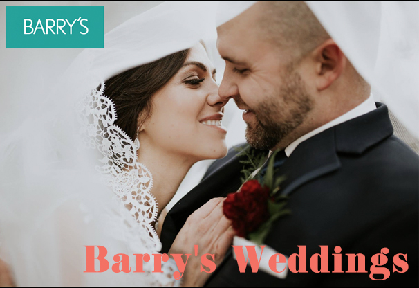 Barry's Weddings: From The Texas Stockyards To The Aisle