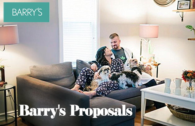 Barry's Proposals – Go To School, You Might Just Meet Your Soulmate