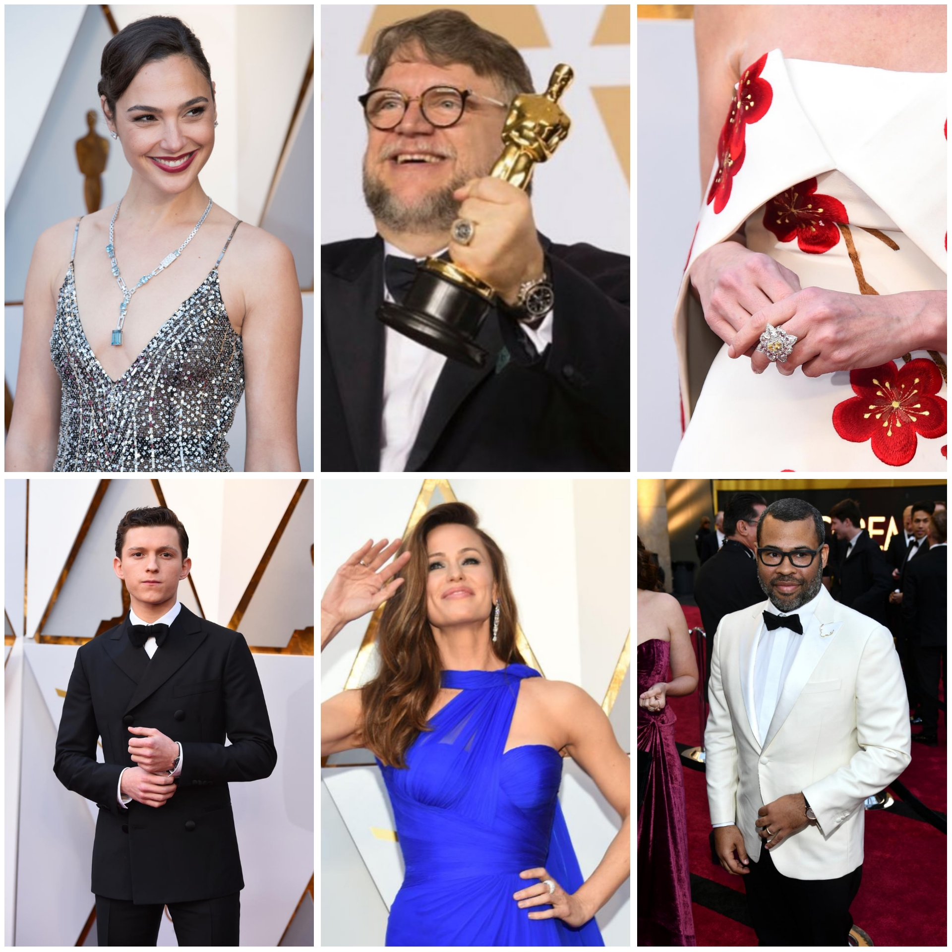 Barry's Favourite Oscars Red Carpet Looks